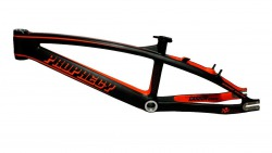 SCUD EVO MATT BLACK & ORANGE FRAME